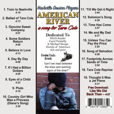 AMERICAN RIVER